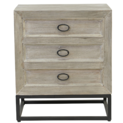 3 Dwr Night Stand