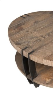 Caterbury Round Coffee Table 1