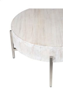 Paxton Coffee Table in White 1