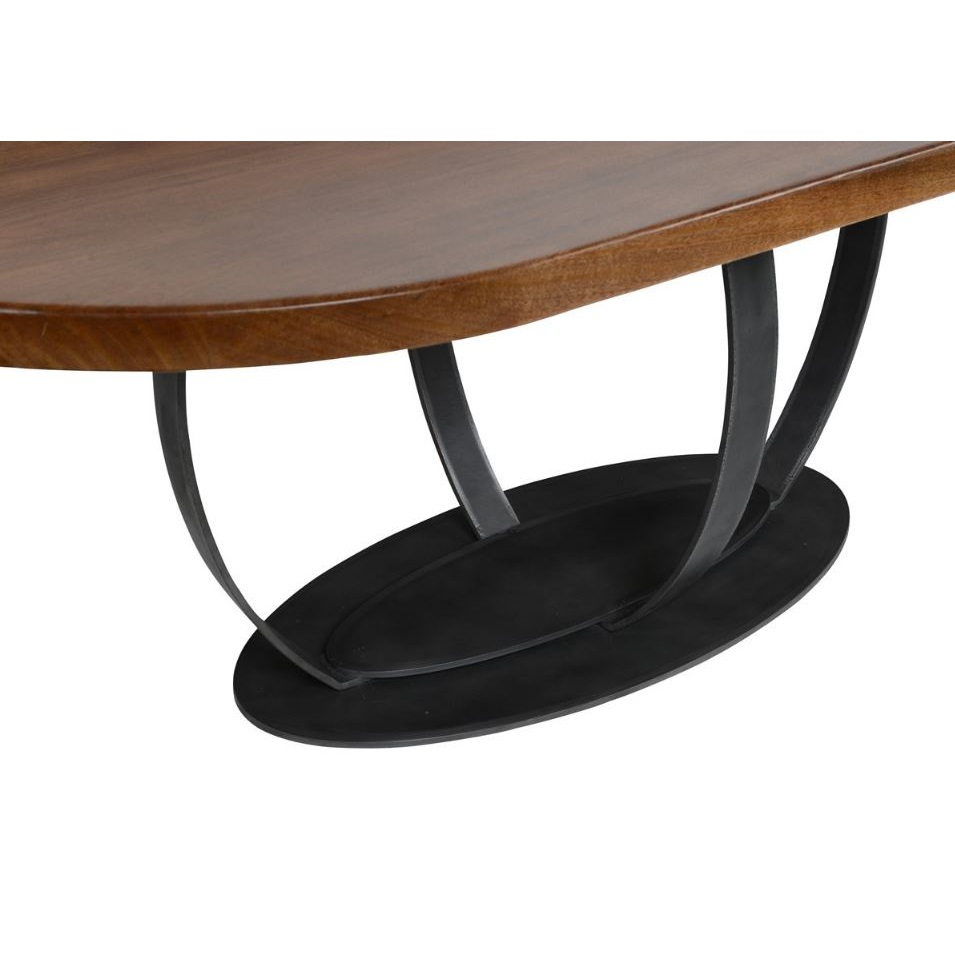 Cloverdale Oval Dining Table Cokas Diko Home Furnishings