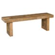 "Lex 55"" Bench in Natural"