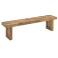 "Lex 71"" Bench in Natural"