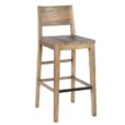 Lex Bar Stool in Natural