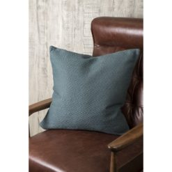 Textured Teal Pillow