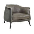 CDH Napa Club Chair in Pewter Grey