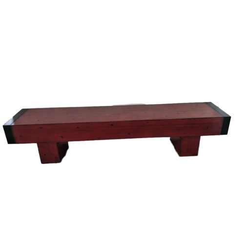 CDH Painted Coffee Table Red