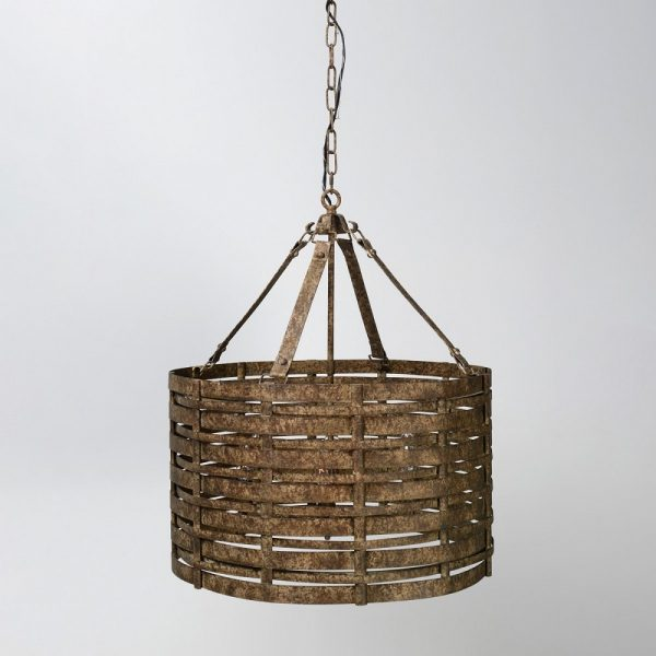 Stein Large Drum Chandelier