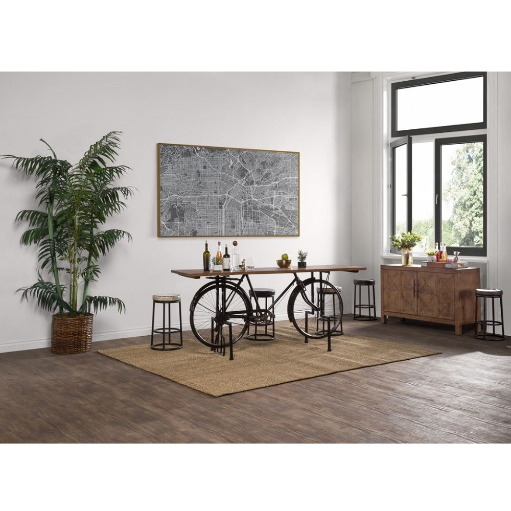 Bicycle Gathering Table As Diko Home Furnishings Furniture Santa Rosa Ca