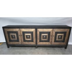 Door Sideboard with Copper