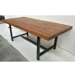CDH Dining Table in Brunette