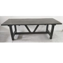 CDH Dining Table in Gray