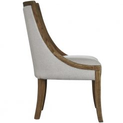 CDH Side Chair in Pearl
