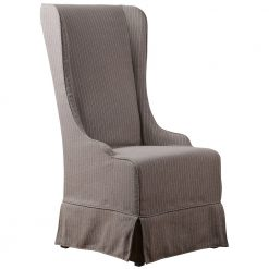 CDH Wingback Chair in Hazelnut