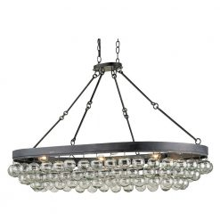 Balthazar Oval Chandelier