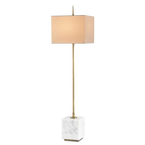 Thompson White Console Lamp xxx_0