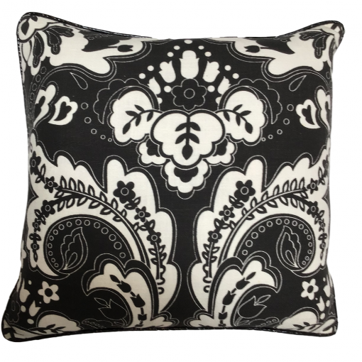 Black Devine PIllow xxx_0