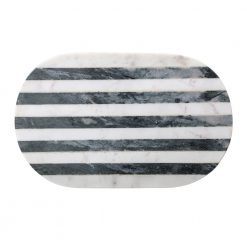 Payton Marble Oval Cutting Board