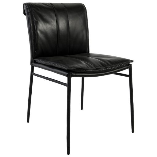 Myer Black Dining Chair xxx_0