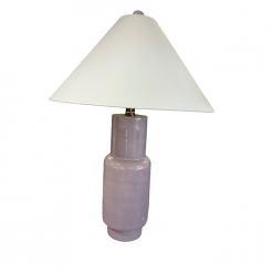 Janeen Mauve Table Lamp