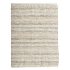 Woven Striped Rug 4 x 6