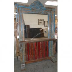 OFK Wood Mirror Frame - AS IS