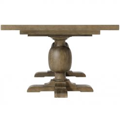 Rustic Patina Extension Table - AS IS