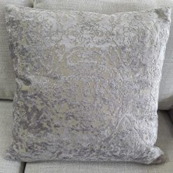 CDH Mauve Jacquard Pillow