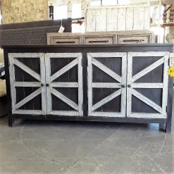 OFK Wood Sideboard
