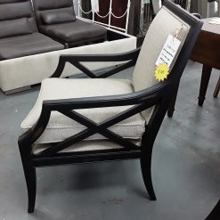 Baxter Exposed Wood Chair